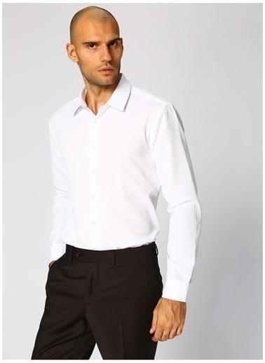 George Hogg George Hogg Beyaz Gömlek Beyaz
